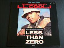 """L.L. Cool J - Less Than Zero - 12"""" MAXI [EX]"""