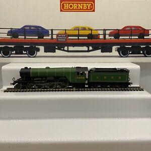"Hornby ""Queen of Scots"" 4-6-2 LNER ""Gladiateur"" 2569 Dcc Ready R2598 Locomotive"