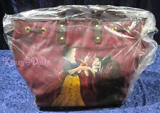 Disney Designer Fairytale Doll Collection Snow White &Witch Tote Bag/Pocketbook!