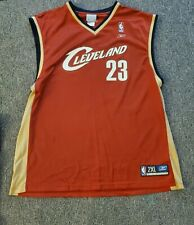 LeBron James Replica Cavaliers Reebok Jersey