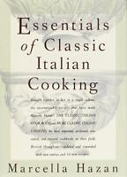 ESSENTIALS OF CLASSIC ITALIAN COOKING[Hardcover] - 039458404X