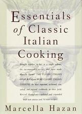 ESSENTIALS OF CLASSIC ITALIAN COOKING[Hardcover]