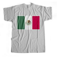 Mexico | National Flag | Iron On T-Shirt Transfer Print