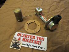 Jeep Willys M38 M151 M151A1 M151A2 24 volt fuel tank sending unit