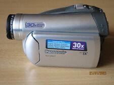 digitale Video Camera Panasonic NV-GS27 EG Camcorder + Zubehörpaket