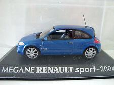RENAULT MEGANE SPORT 2004  1/43 I103