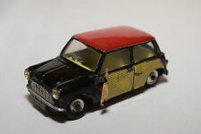 CORGI TOYS 249 MORRIS MINI COOPER WICKERWORK EXCELLENT CONDITION