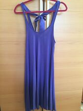 Pretty Purple dress from H&M in a size 12 (40) Ribbon Tie Back
