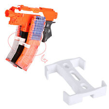 MenGun MOD Magazine Link Clip Connector Dual Mag Clamp for Nerf Blaster Toy