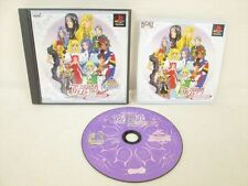 Angelique Duet The Best Ps1 Playstation Ps Japan Game p1