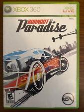 Burnout Paradise - Xbox 360 (Used)