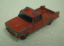 Modellauto Majorette Feuerwehr 1:80
