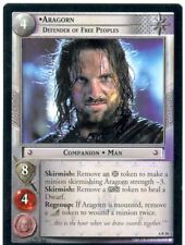 Lord Of The Rings CCG Card EoF 6.R50 Aragorn, Defender Of The Free Peoples