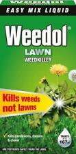 500ML SCOTTS WEEDOL VERDONE FAST-ACTING LAWN WEEDKILLER CONCENTRATE WEEDS PATIO
