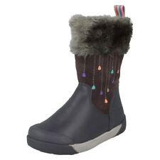 Chaussures gris en cuir pour fille de 2 à 16 ans Pointure 31