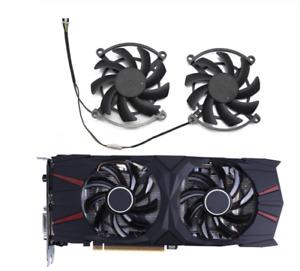 Fan For Colorful iGame S GeForce GTX1060 GTX1070 GTX 1060 1070 iGame U GPU Card