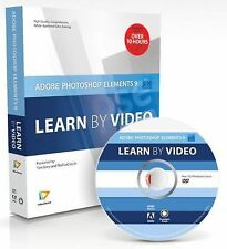 Adobe Photoshop Elements 9: Learn by Video-ExLibrary
