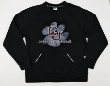 NEW Campbellsville University Lady Tiger Basketball Black Pullover Stweatshirt L
