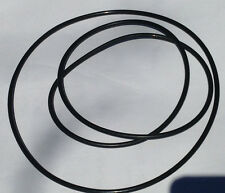 *New 2 Replacement Belts * Ampex 800 850 860 1000 Rubber Reel to Reel