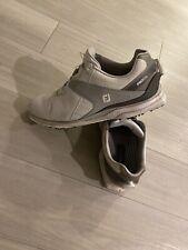 New listing FootJoy FJ Pro SL BOA Golf Shoes 53596 White / Black Men's Size 11 M