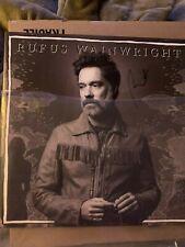 Rufus Wainwright Unfollow The Rules 2xlp Vinyl