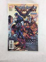Captain America and the Falcon #10 February 2005 Comic Book Marvel Comics