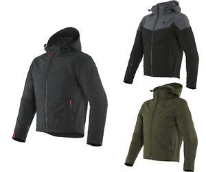 Dainese Ignite Tex Men's Biker Jacket Softshell Easy City Jacket Safety