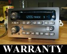UNLOCKED 2003-07 GM CHEVY TAHOE SILVERADO CLASSIC CD PLAYER RADIO SSR