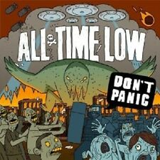 ALL TIME LOW - DON'T PANIC  CD  ROCK & POP  NEU