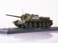 "1/43 SU-85 ""Tank destroyer"" Russian tank MODIMIO COLLECTIONS # 15"