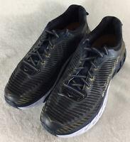 Hoka One One Arahi Men's Running Shoes Midnight Navy / Metallic Gold Size 9 US
