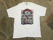Vintage Tulsa Drillers Caricature Minor League Baseball Tshirt, Size XL