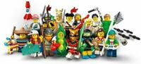 "Lego Series 20 Complete Set of 16 Minifigures 71027 ""PRE ORDER"""