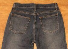 GAP women's denim jeans bootcut size 10 Ankle W-33 L-28 excellent