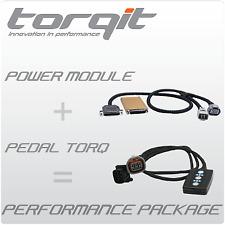 Volkswagen Amarok 2.0L 2/2011 - Present Torqit 2 Piece Performance Budget Bundle