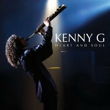 KENNY G  - HEART AND SOUL  CD
