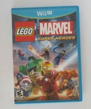 WII LEGO MARVEL SUPER HEROES BOX ONLY