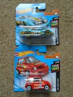 Hot Wheels 1:64 Vehicles HW Race Day 2020 Series - Vehicle Choice - New Boxed