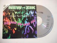 NEW ZIK : MUSIC GENERATION ♦ CD SINGLE PORT GRATUIT ♦