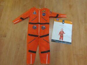 ASTRONAUT Jumpsuit Costume Toddler 2T-3T