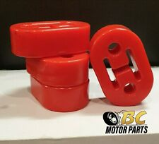 HONDA Civic Type R EP3 -  Type S Exhaust Mount Poly Replacement Kit x4 Hangers