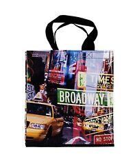 Sac shopping city, New York, 29 x 13 x 35 cm.