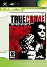 True Crime: Streets of LA (Xbox), True Crime: Streets of L.A., utilisé; Bon Jeu