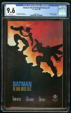 BATMAN DARK KNIGHT RETURNS (1986) #4 CGC 9.6 DEATH ALRED WHITE PAGES