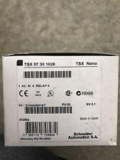 SCHNEIDER TSX07301028 MODICON TSX07301028  Nano PLC