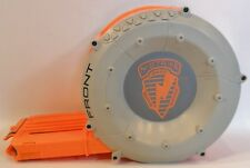 NERF GUNS N-STRIKE ELITE 35-ROUND DART REPLACEMENT Ammo DRUM BLASTER OrangeTOY