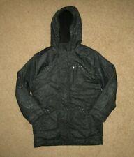 Old Navy Kids Jacket Coat Black White Speckles Size XL School Girls Boys Winter