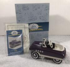"1999 Hallmark Kiddie Car Classics ""1949 Gillham Special"" Qhg7108"