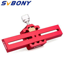 SVBONY Telescope Dovetail Clamp + Dovetail Mounting Plate for Astron Photography