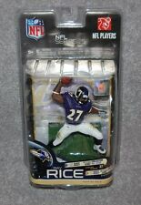 BALTIMORE RAVENS RAY RICE #27 NFL FOOTBALL SERIES 25 ACTION FIGURE